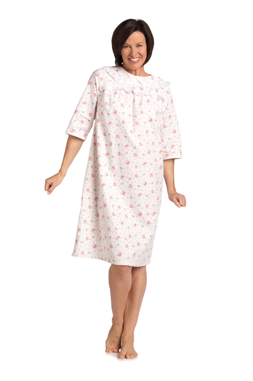 FLANNEL NIGHT GOWNS