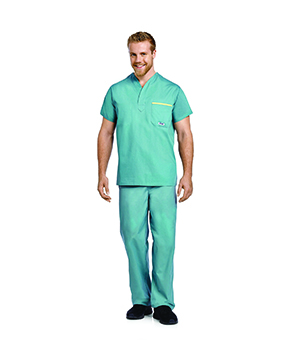 UNISEX REVERSIBLE O.R. DRAWSTRING SCRUB SETS