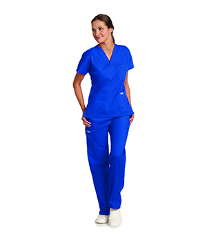 WIDE LEG DRAWSTRING SCRUB SETS