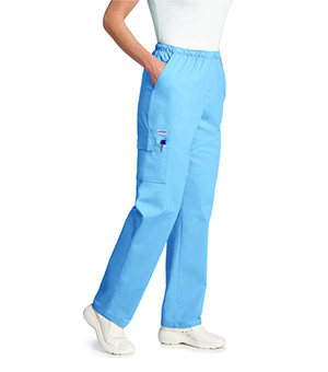 TALL DRAWSTRING / ELASTIC SCRUB PANTS