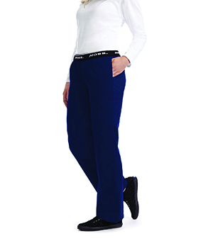 BOOT CUT FLIP FLAP TALL SCRUB PANTS