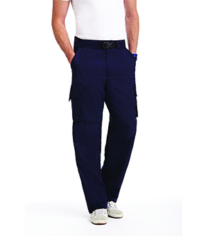 SIX POCKET CARGO SCRUB PANTS