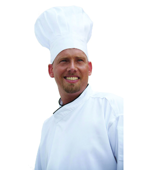 TRADITIONAL CHEF HATS