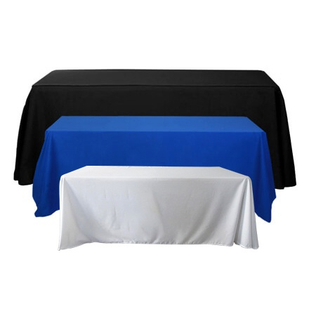 9OZ POLY TABLE COVER 68